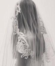 Elie Saab 2017 свадебная мода 2017 - аксессуары фата
