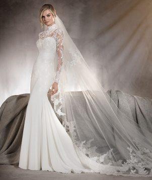 модные свадебные платья 2017 новая коллекция Pronovias