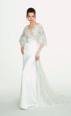 новая коллекция модные свадебные платья 2017 Carlo Pignatelli