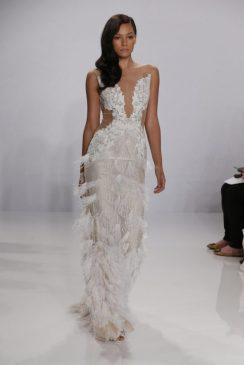 Christian-Siriano-Bridal-dresses-2017 тенденции свадебные