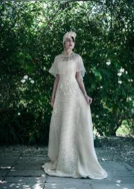 новая коллекция модные свадебные платья 2017 Elisabetta Delogu