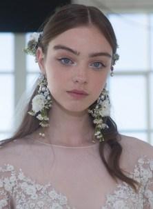 Marchesa самые модные серьги для невест 2017