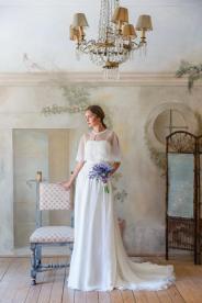 новая коллекция модные свадебные платья 2017 Marianna Lanzilli