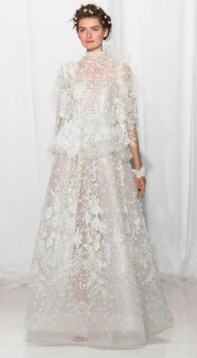 Reem Ocra wedding dress 2017