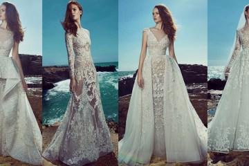 Лучшие свадебные платья 2017 – свадебная коллекция Zuhair Murad Bride SS 2017