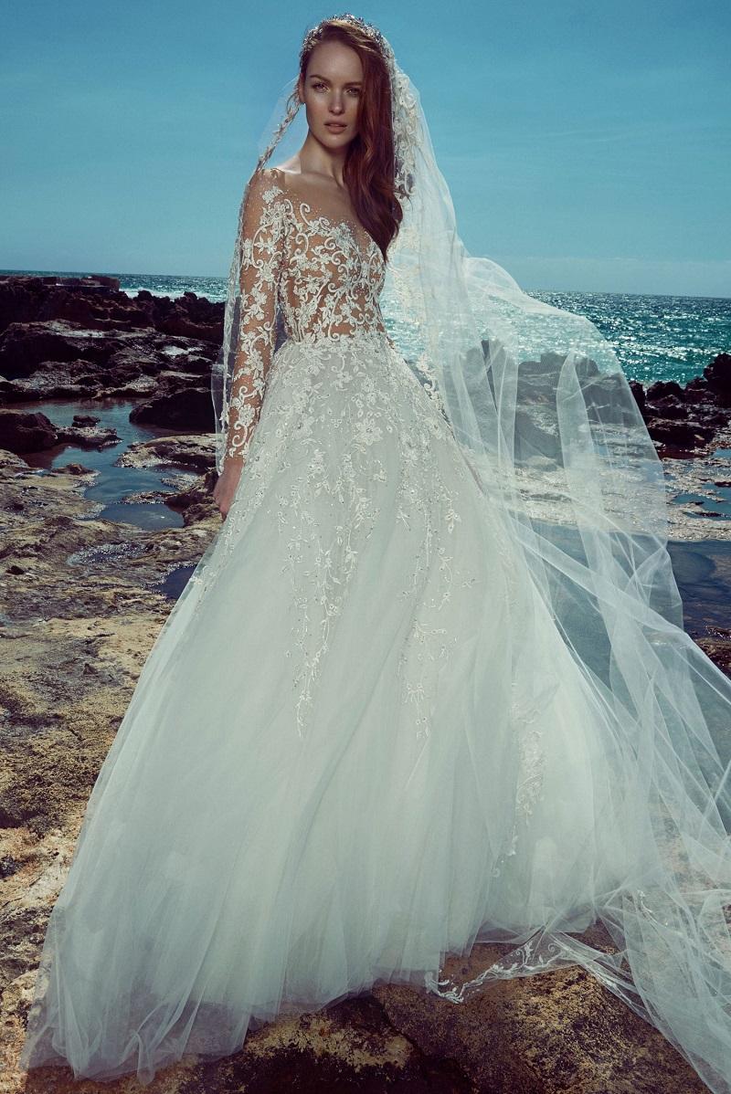 Zuhair murad свадебные платья официальный сайт