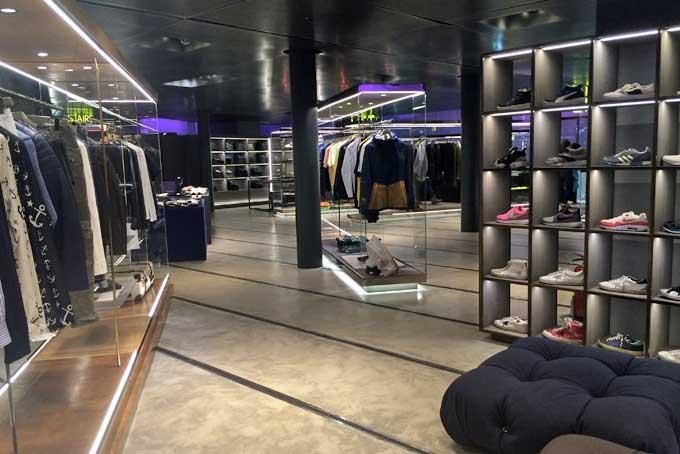 шоппинг в милане где купить мужскую одежу