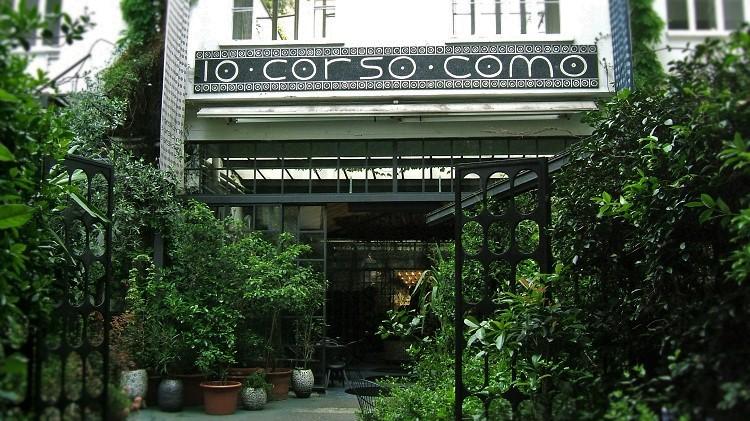 Corso Como 10 Milan