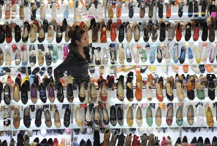 дешевая обувь