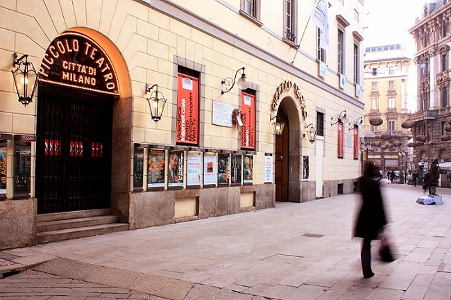 piccolo teatro милан