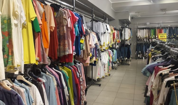 Salvagente odezhda outlet Milan