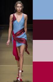 Color combination мода 2016