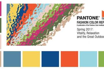 PANTONE Color Spring 2017