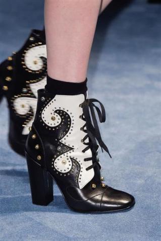 ботинки fw 2017 puglisi