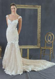 свадебное платье коллекция 2017 года Galia Lahav
