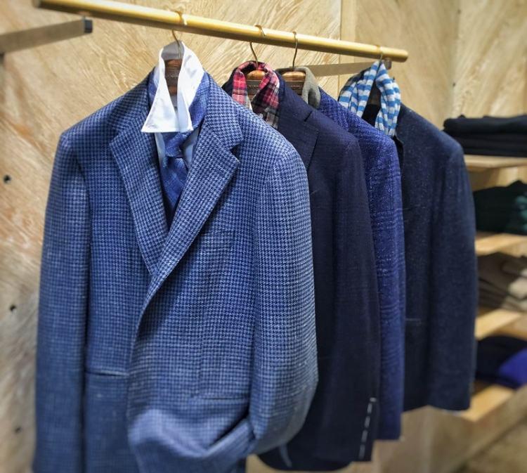 shopping Milan men