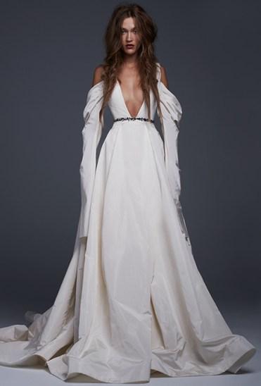 Vera Wang Bridal Fall 2017