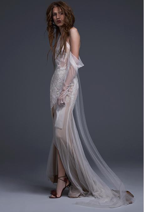 свадебное платье Vera Wang Bridal Fall 2017