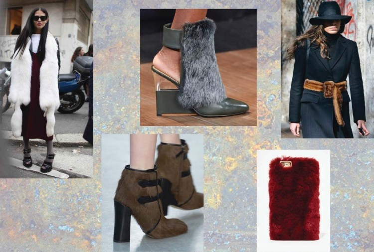 trend Fur winter jangle 2016 - 2017