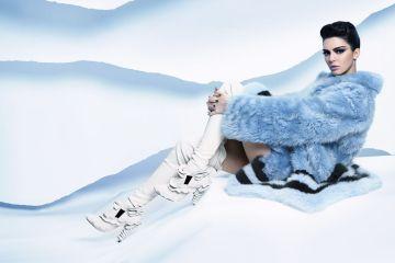 Меховые тренды зима 2016 самые модны шубы Фенди