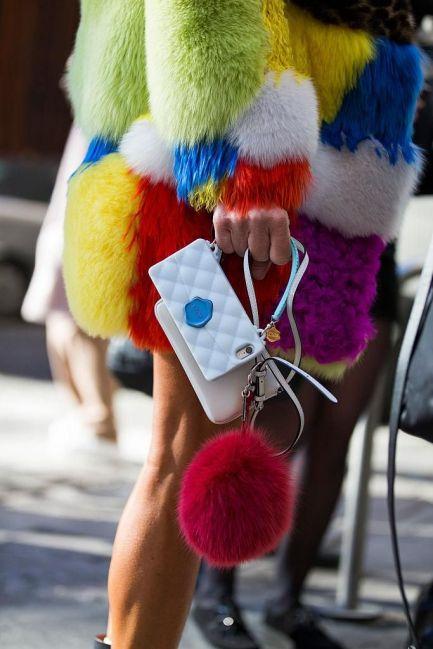 самые модные меха - стилист в Милане