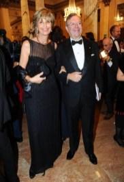 что одеть в театр Ла Скала на вечер с дресс кодом черный галстук