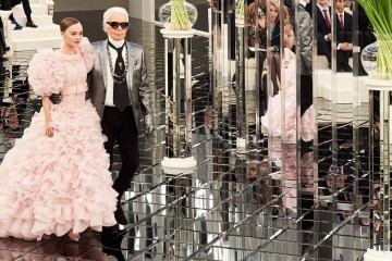 Chanel Couture wedding dress Spring-Summer_2017