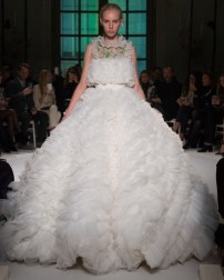 Giambattista Valli Couture wedding dress 2017