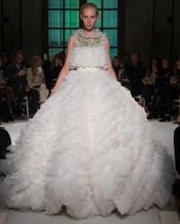 Giambattista Valli Couture wedding dress 2017