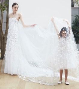 best wedding dress 2018 Oscar de la Renta Spring 2018 Wedding Dress Collection