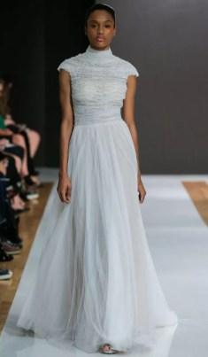 свадебное платье закрытое 2018 Maggie Sottero