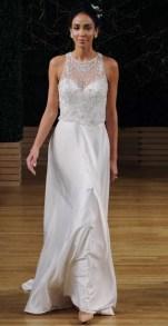 свадебное платье с американской проймой 2018Maggie Sottero