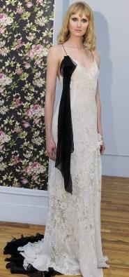 необычное модное сваденое платье elizabeth fillmore 2018