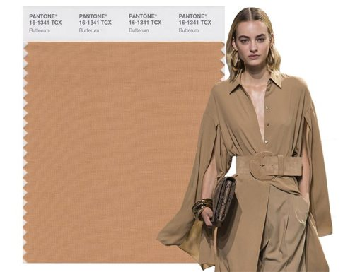 fall winter 2017 2018 pantone colors Butterum
