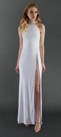 свадебное платье с разрезом 2018 Randi Rahm