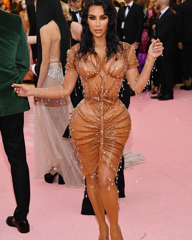 Met Gala 2019 Kim kardashian