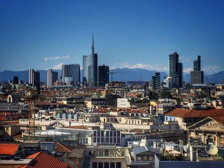 воровство в Италии