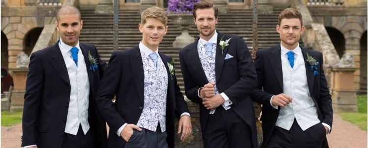как выбрать костюм на свадьбу