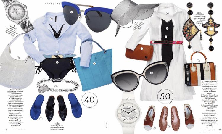 как одеться на пляж в 40 лет