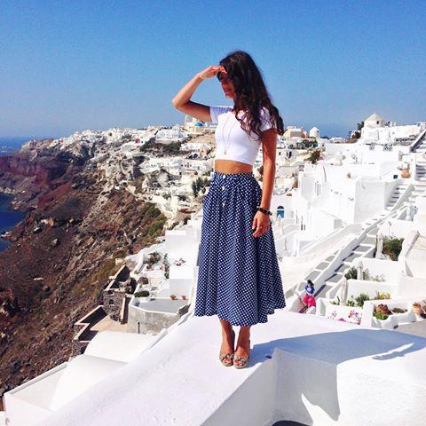 одежда для отпуска в Греции