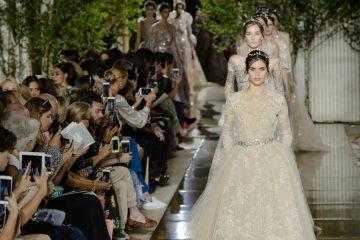 Самые красивые свадебные платья zuhair murad Haute Couture