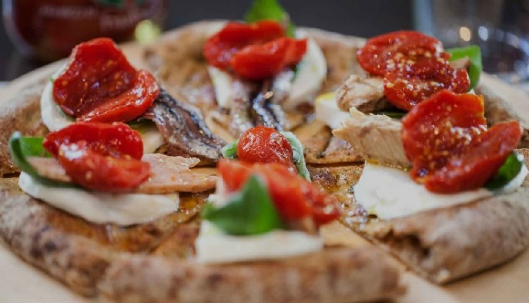 самая вкусная пицца в Милане
