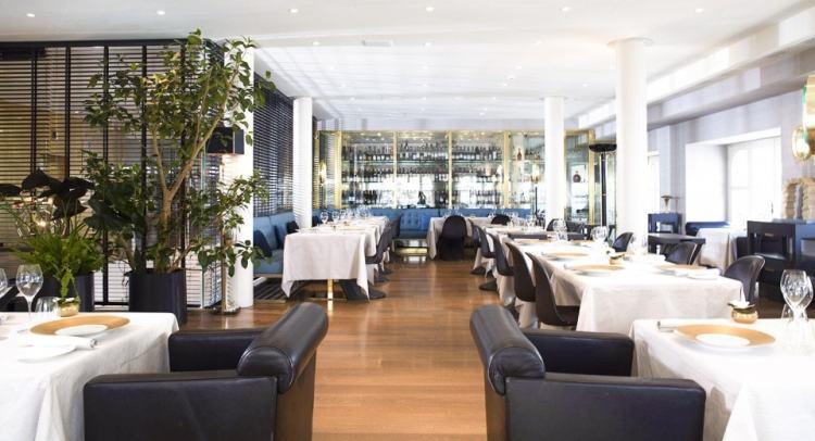 ресторан трусарди алла Скала Милан