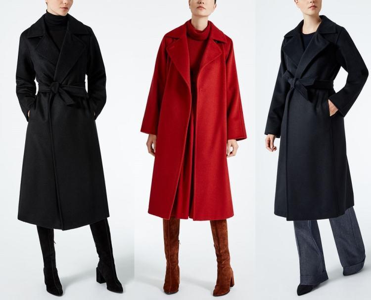 пальто Легендарная модель пальто Manuela Max Mara