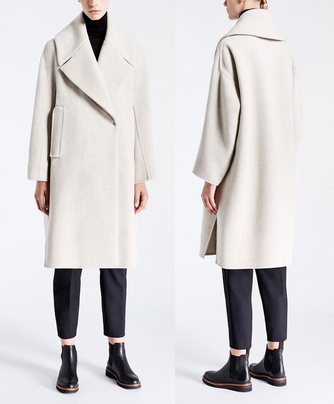 пальто Макс Мара из кашемира осень 2017