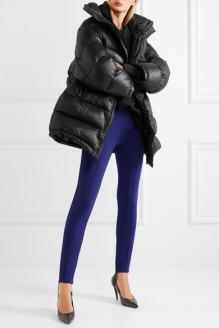 модный пуховик зима 2018 Balenciaga