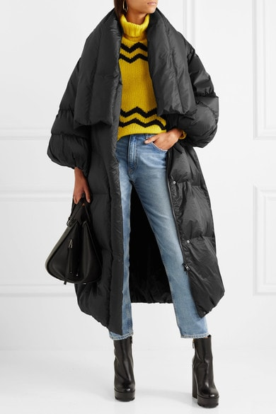 MAISON MARGIELA Oversized down coat-min