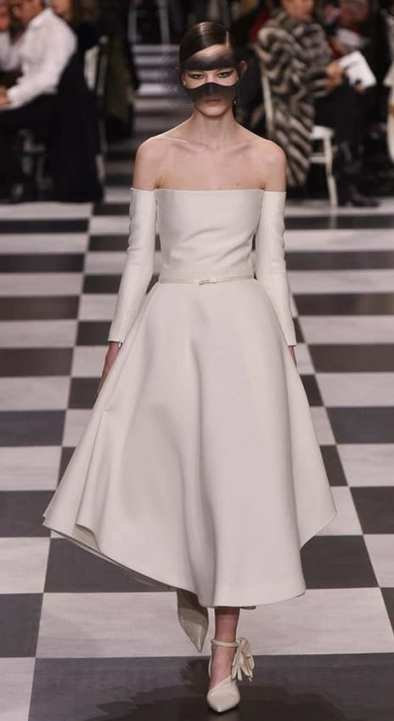 Christian Dior HAUTE COUTURE SS 2018-min