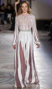 оригинальное сваденое платье Париж свадебное платье Giambattista Valli 2018