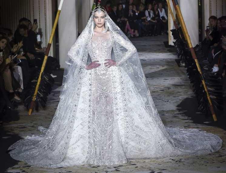 самое красивое свадебное платье 2018 Зураир Мурад
